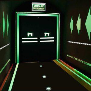 Fosforescentes-Fluorescentes
